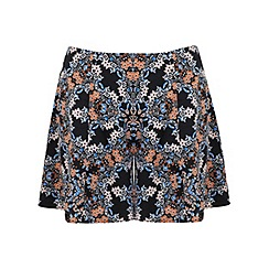 Miss Selfridge - Desree floral shorts