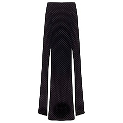 Miss Selfridge - Pinspot maxi skirt