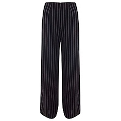 Miss Selfridge - Pinstripe wideleg trouser