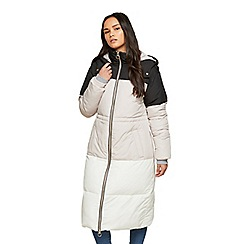 Miss Selfridge - Oversized puffer