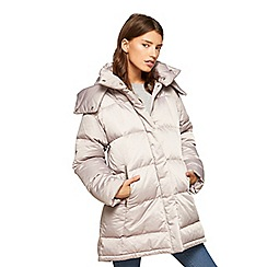 Miss Selfridge - Oversized puffer coat