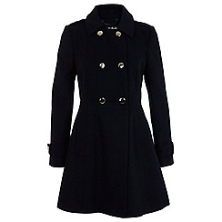 Miss Selfridge - Military pea coat