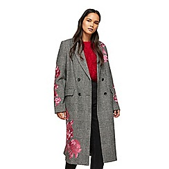 Miss Selfridge - Embroidered coat