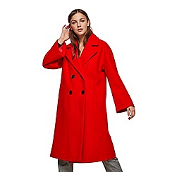 Miss Selfridge - Volume sleeves coat