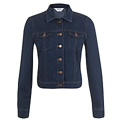 Miss Selfridge - Indigo denim jacket