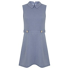 Miss Selfridge - Collared shift dress
