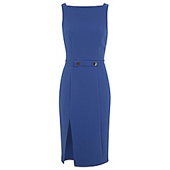 Miss Selfridge - Cobalt pencil dress