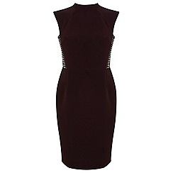 Miss Selfridge - Chain detail pencil dress