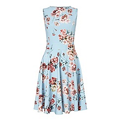 Miss Selfridge - Floral print skater dress