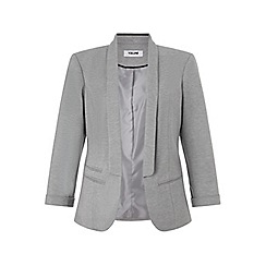 Miss Selfridge - Pocket detail ponte jacket
