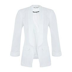 Miss Selfridge - Ivory blazer jacket