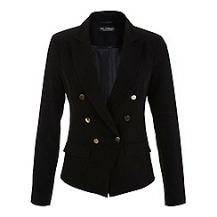 Miss Selfridge - Button front tailored jacket