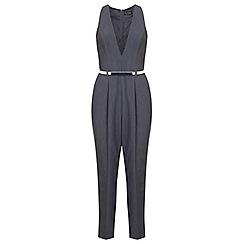 Miss Selfridge - Strappy plunge jumpsuit
