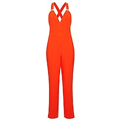 Miss Selfridge - Trim jumpsuit