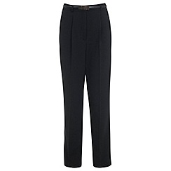 Miss Selfridge - Belted tapered trouser