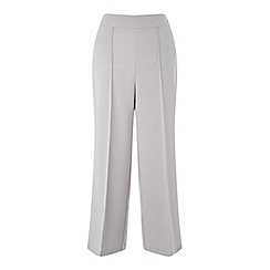 Miss Selfridge - Pintuck cropped trouser