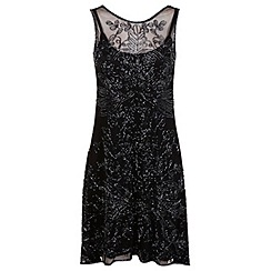 Miss Selfridge - Danielle dip back dress