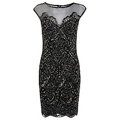 Miss Selfridge - Lacey bodycon dress