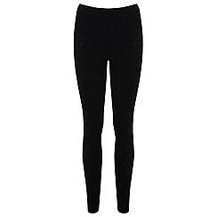 Miss Selfridge - Black cavier legging