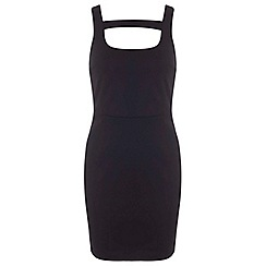 Miss Selfridge - Strap back bodyon dress