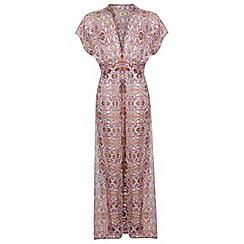 Miss Selfridge - Paisely maxi dress