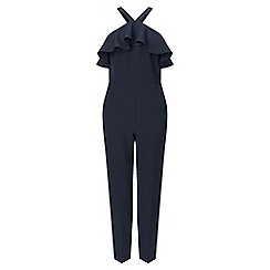 Miss Selfridge - Petite ruffle jumpsuit