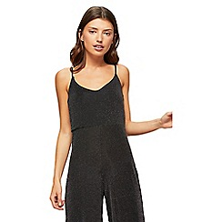 Miss Selfridge - Petites shimmer jumpsuit