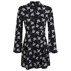 Miss Selfridge - Petites daisy print dress