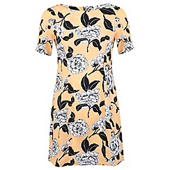 Miss Selfridge - Petite  floral tee dress