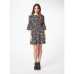 Miss Selfridge - Petites woodland floral dress