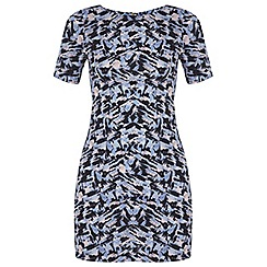 Miss Selfridge - Petites printed tee dress