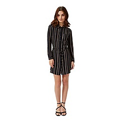 Miss Selfridge - Petites stripe shirt dress