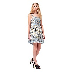 Miss Selfridge - Petites mixed print sundress