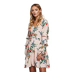 Miss Selfridge - Petite Multicoloured floral dress