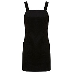 Miss Selfridge - Petites corduroy dress