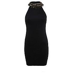 Miss Selfridge - Petites embellished dress