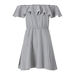Miss Selfridge - Petite ruffle sun dress