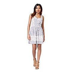 Miss Selfridge - Petites floral print dress