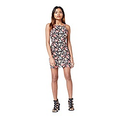 Miss Selfridge - Petites cuba bodycon dress