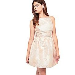 Miss Selfridge - Petite jacquard dress