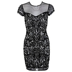 Miss Selfridge - Petites embellished dress