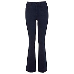 Miss Selfridge - Petites denim kickflare
