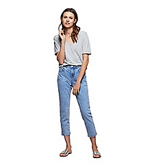 Miss Selfridge - Petite acid wash jeans