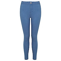 Miss Selfridge - Petites ice blue steffi jean
