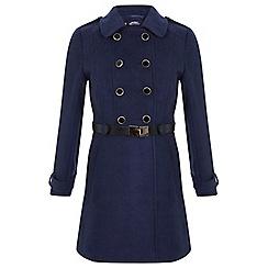 Miss Selfridge - Petites double breasted coat