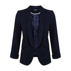 Miss Selfridge - Petites navy blazer jacket