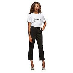 Miss Selfridge - Petites cigarette trousers