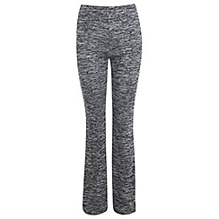 Miss Selfridge - Petites grey flare trouser
