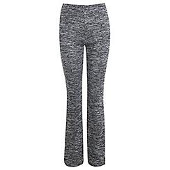 Miss Selfridge - Petites grey flare trouser