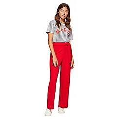 Miss Selfridge - Petites wide leg trousers